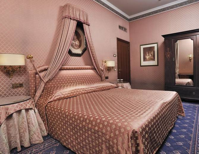 SUITE Hotel Mecenate Palace Roma